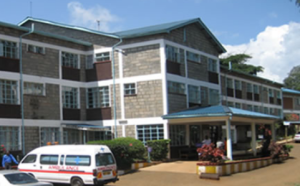 photo from the website of the Outspan Hospital